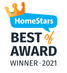 HomeStar best award winner 2021