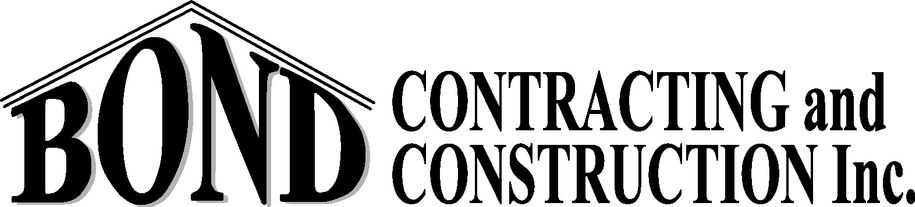 Bond Contracting and Construction Inc.